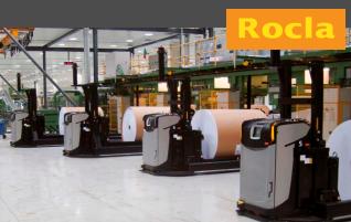 AGV e automazione