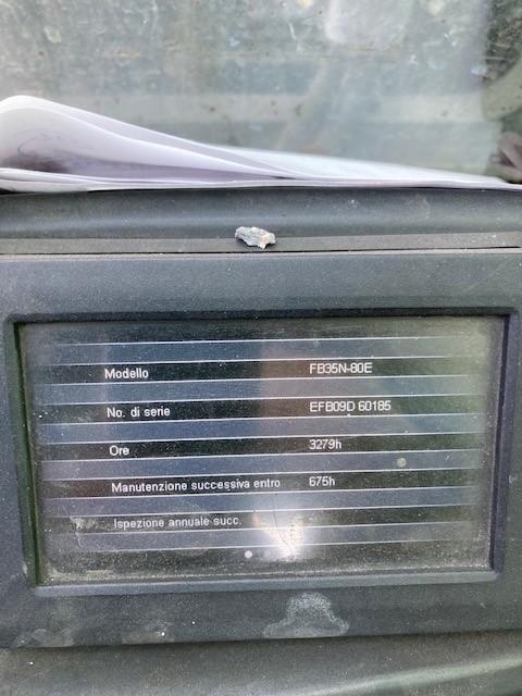 carrello elettrico 35 quintali